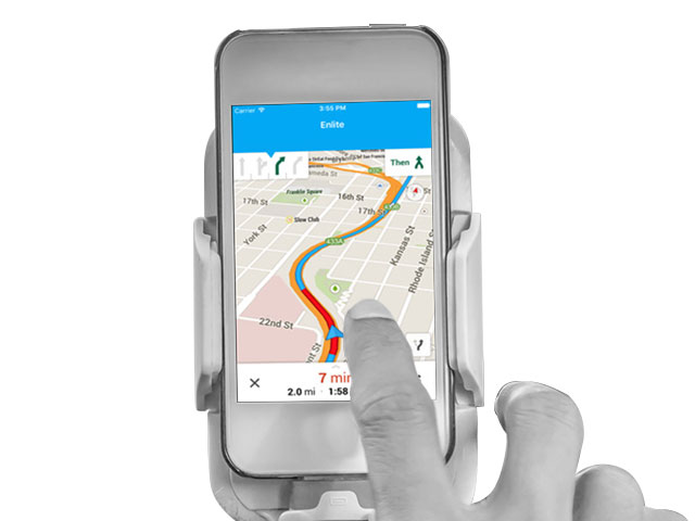 Enlite Routing and Delivery App