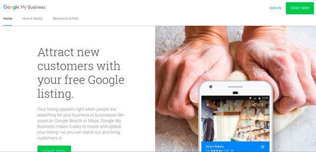 Local SEO with Google My Business