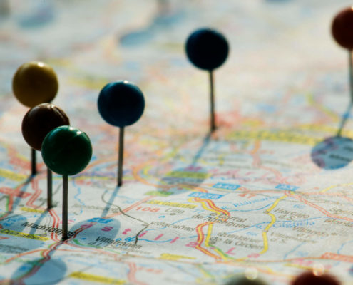 Learn how Dry Cleaners manage multiple locations