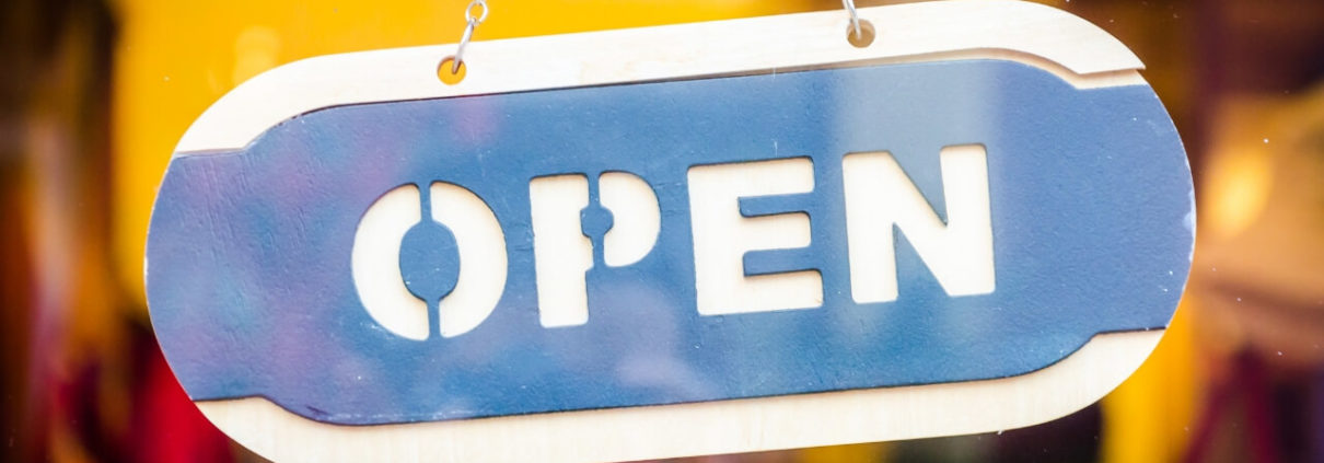 Tips when opening a new business