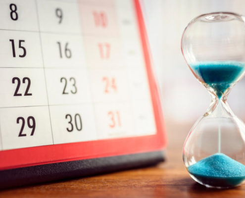 How to plan and manage time with a calendar